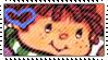 Huckleberry pie stamp by sAkora1