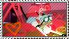 Wilt x Frankie Halloween stamp by sAkora1