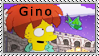 Gino Stamp by sAkora1