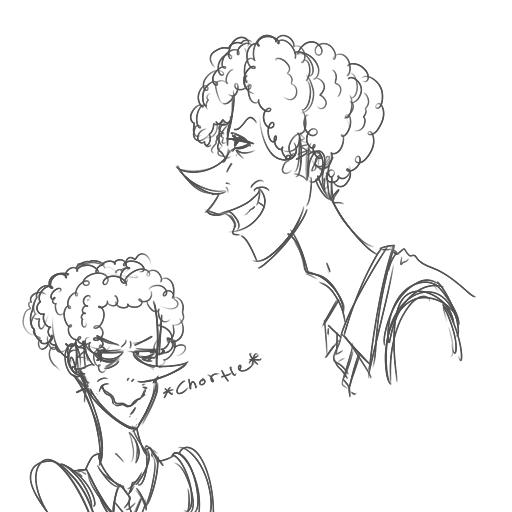 Cecil doodles by sAkora1
