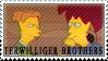 Terwilliger brothers stamp by sAkora1
