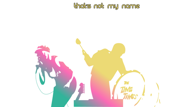 The Ting Tings wallpaper by omarV