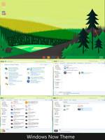 Windows Now Screenshots(Windows8 Theme 4 windows7) by jonptr