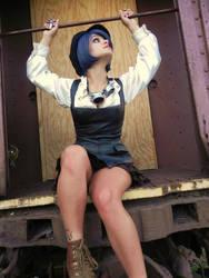 Clockwork Princess 2 by JadeApprentice