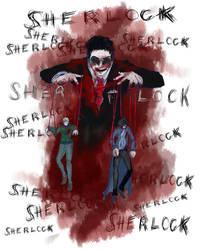 Sherlock by JadeApprentice