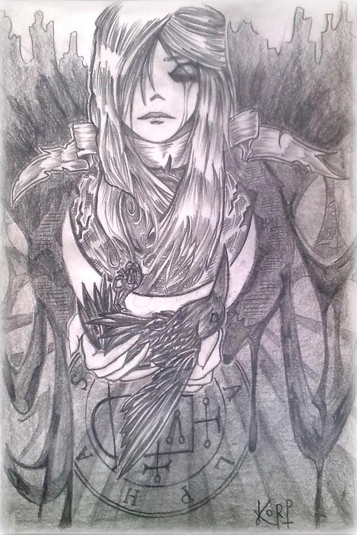 When the Last Raven Die... by ACiDAT0R