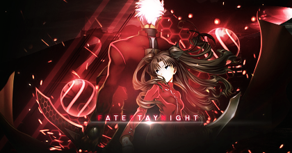 Fate Stay Night - GFX by Ds-Bayern