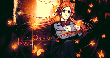 Inoue Orihime by Ds-Bayern