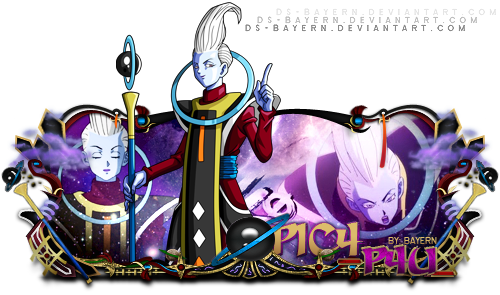 Whis - Modelada by Ds-Bayern