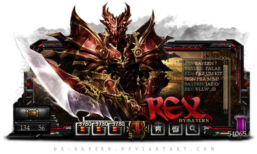 Blade Knight - Mu Online - TECH by Ds-Bayern
