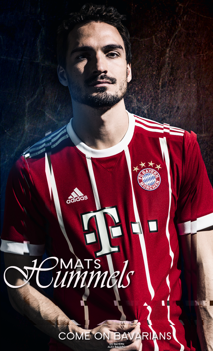 Mats Hummels WALLPAPER by Ds Bayern on DeviantArt