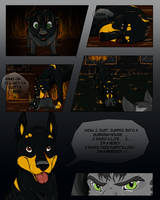 ASTRAY page 6 RD by Snowback