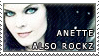 Anette Also ROCKZ by SpaiciFud
