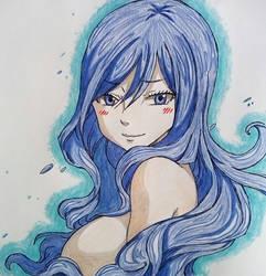 Fairy Tail-Juvia Lockser by Kururi-Tai
