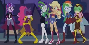 DC Super Equestria Girls - First Mission