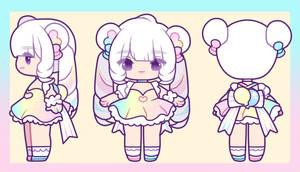 [ADOPT] Rainbow Bear: CLOSED