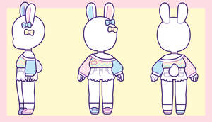 [OUTFIT] Funky Bun: CLOSED by Myubeans