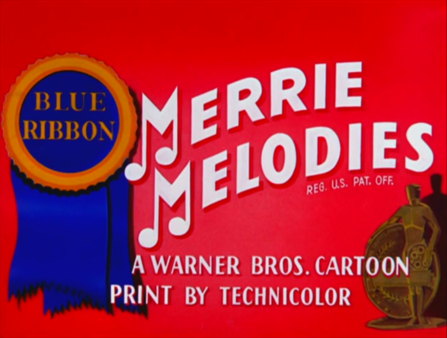 Merrie Melodies Blue Ribbon reissue titles. by DrethPhantomhive