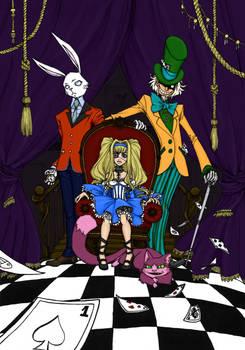 Go ask Alice...