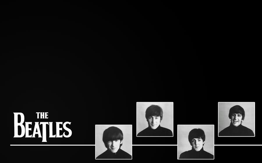 Beatles Wallpaper 02 By LazyRingo