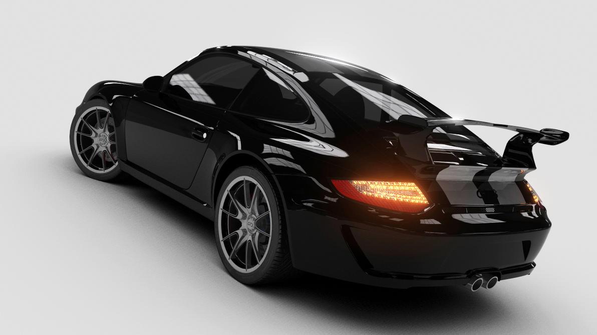 Porsche GT3 by rulerz96