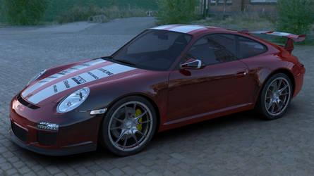 Porsche GT3 Front by rulerz96