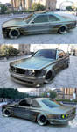MERCEDES SEC WIDEBODY by rulerz96