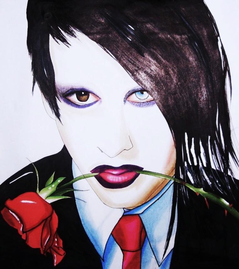 Manson by ahsr