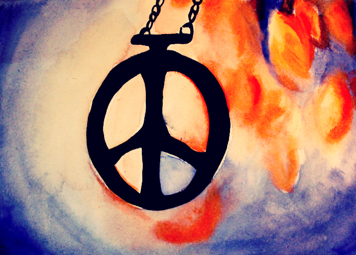 Love and Peace by ahsr