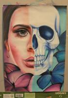 Lana skull by ahsr
