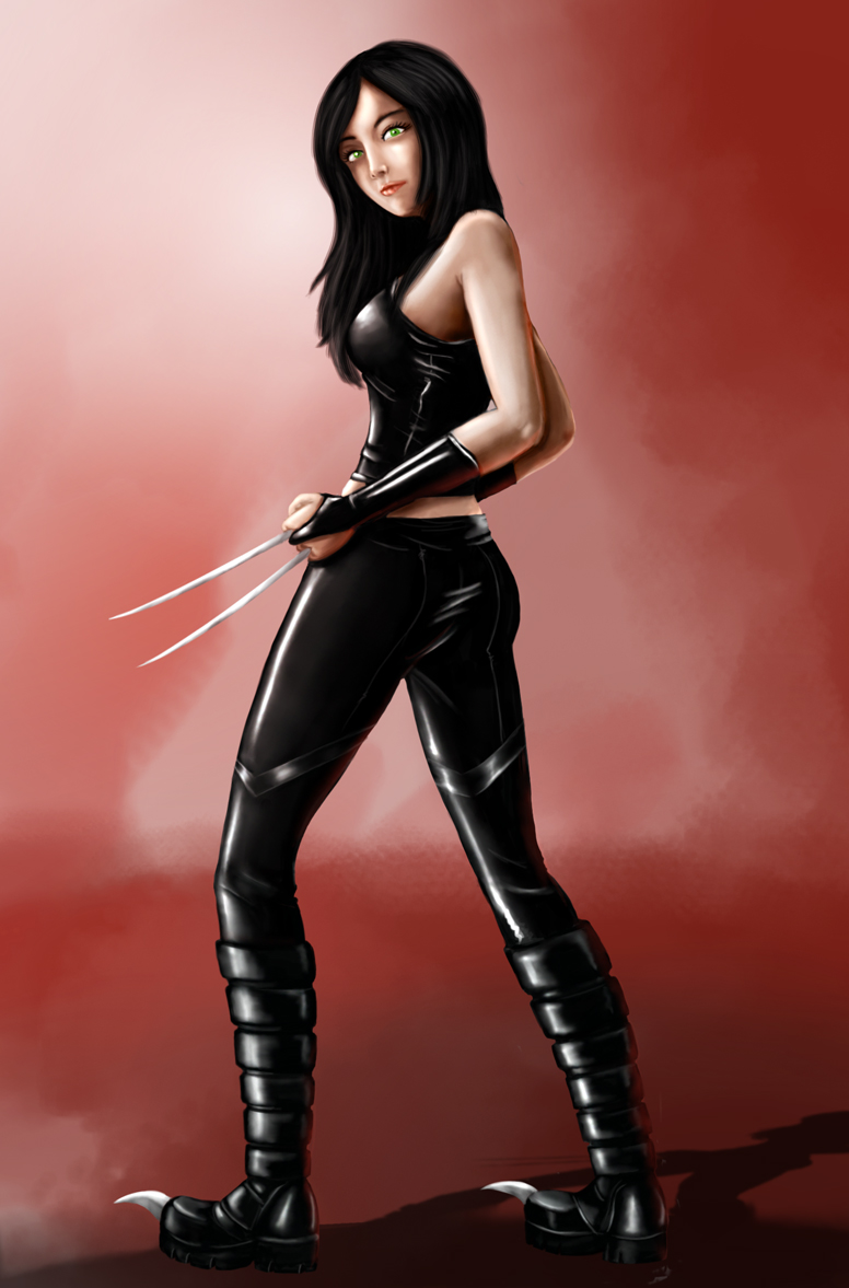 X-23 by azemnaibaf on DeviantArt X 23