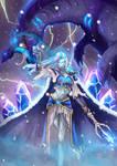 World of Warcraft - Frost Lich Jaina