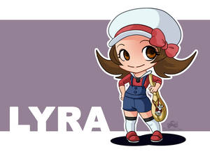 Pokemon - Lyra