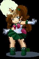 Sailor Jupiter by chanimated