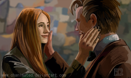 Raggedy Man, Goodnight~ by chanimated