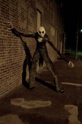 Nightmare in a dark alley... by Ex-Shadow