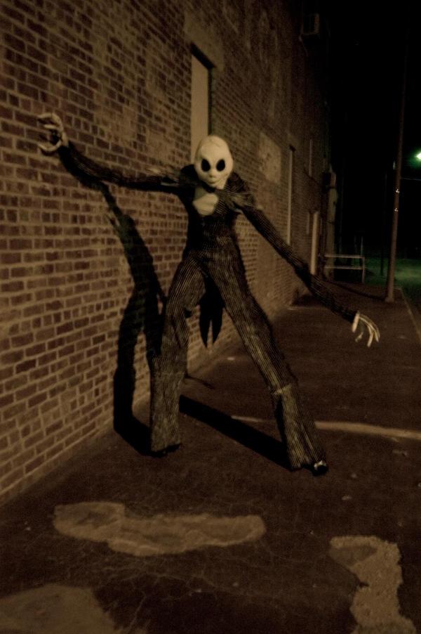 Nightmare In A Dark Alley By Ex Shadow On Deviantart
