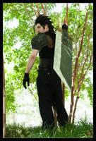 Hero of Midgar by Ex-Shadow