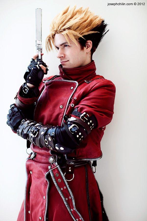 cosplay Vash Trigun