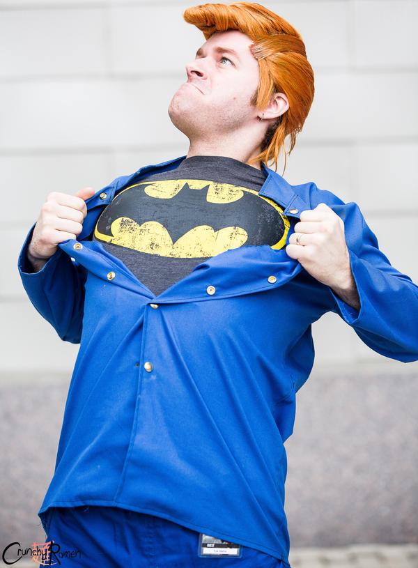 I am...batman? by Ex-Shadow