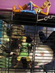 Link's dungeon dilemma...go figure