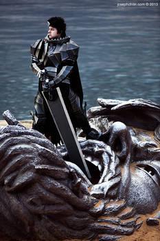 Guts, the Black Swordsman