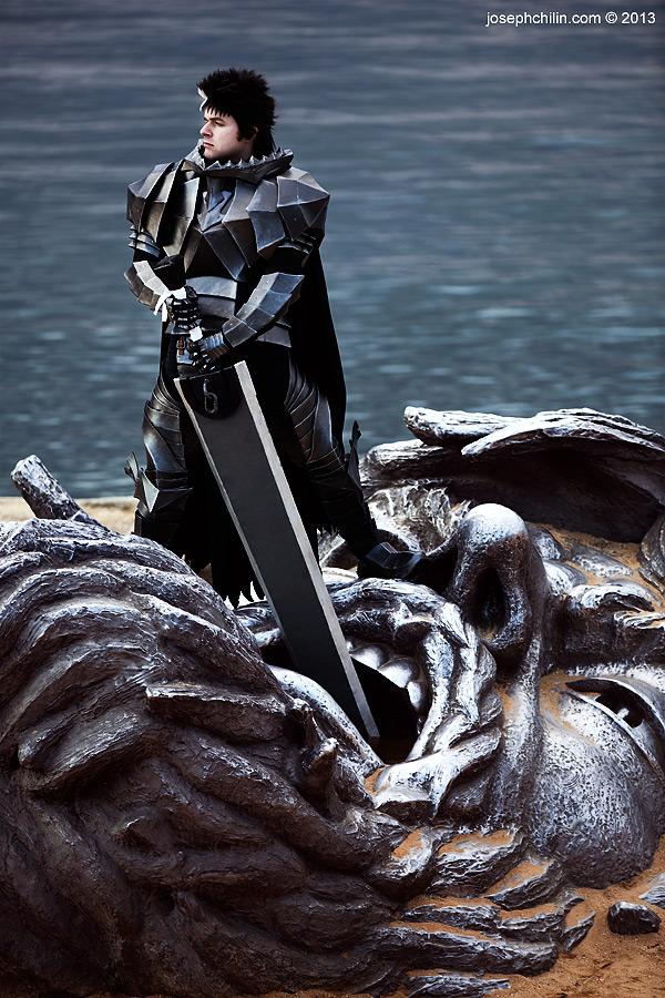 Guts, the Black Swordsman by Ex-Shadow