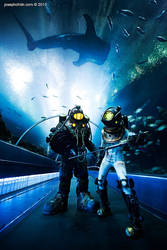 Bioshock: Swimming with the Sharks