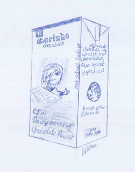 Inktober #3 - Charinho