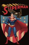 Superman 14 Recreation