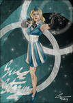 Sue Storm Pin Up