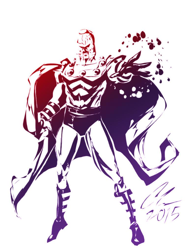 Magneto by randomality85