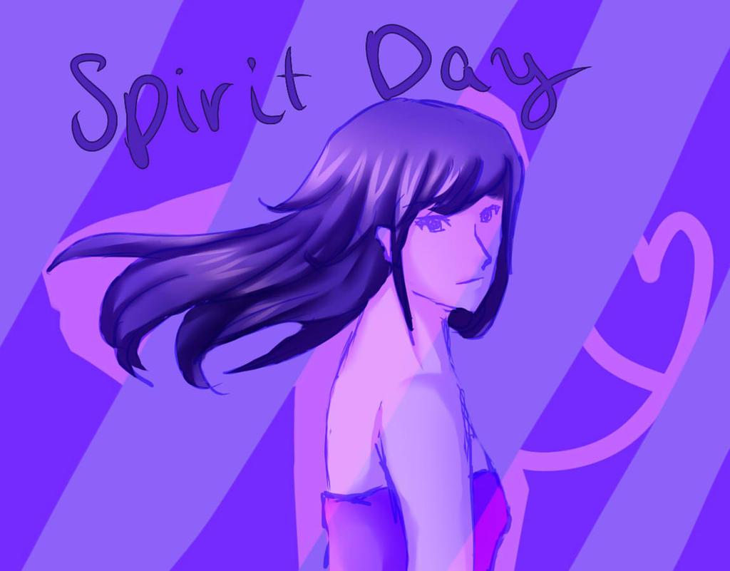 Purple Day by MasakiJamie