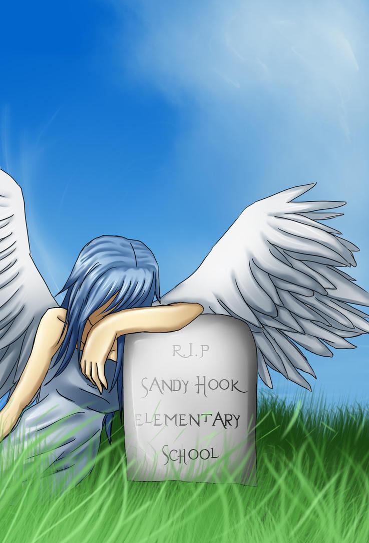 RIP Sandy Hook Elementary School by MasakiJamie